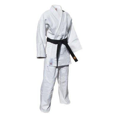 Judo Uniform, Saman, Excellent, 650g/m2, cotton, white