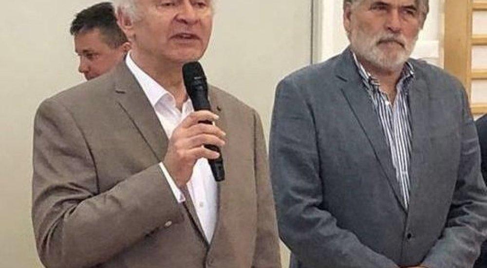 Herczeg Tamás országgyűlési képviselő a küzdősportról
