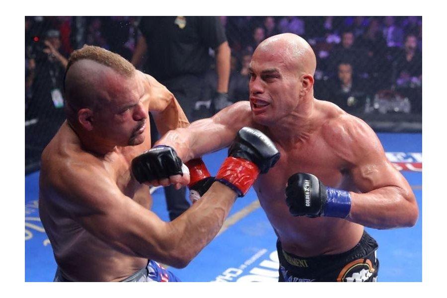 Megrendezték Liddell és Ortiz harmadik küzdelmét