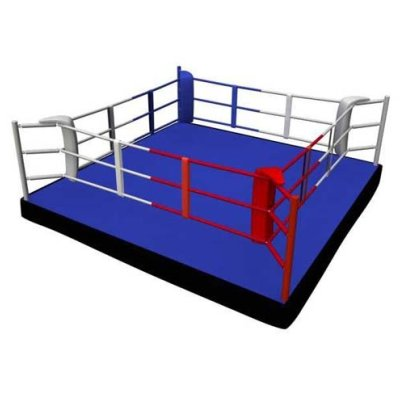 Training Ring, Saman, Professional, 6x6m, 3 soros