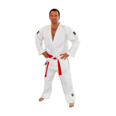 Judo ruha, Matsuru, IJF, Slim Fit, fehér