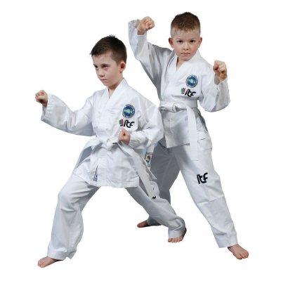Taekwondo ruha, Top Ten, Kyong, ITF, fehér