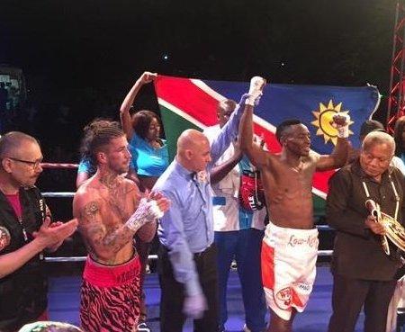 Kovács Zoltán vereséget szenvedett Namíbiában