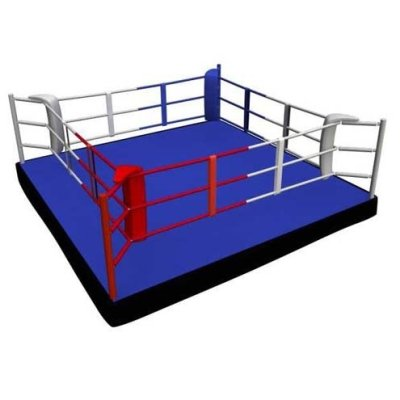Training Ring, Saman, Professional, 5x5m, 3 soros