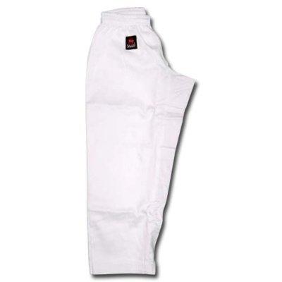 Karate nadrág, Saman, Hanami, gumis, fehér