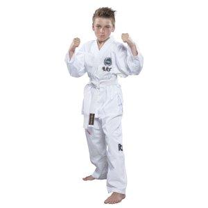 """Taekwond-Do Dobok """"De-Luxe"""" (ITF approved) - white"""