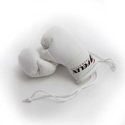 Felix Promotion dísz boxkesztyű, fehér