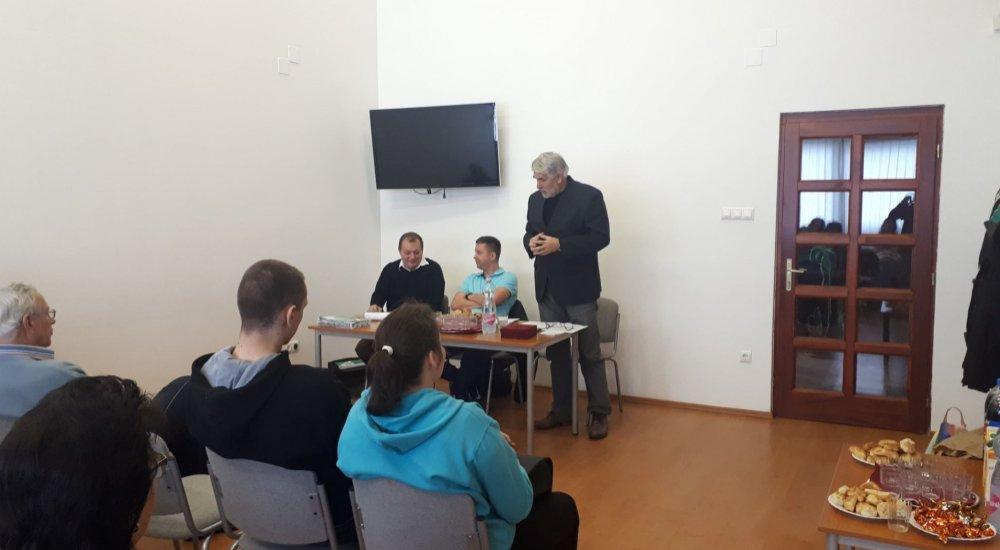 Lakótelepi SE küldöttközgyűlés