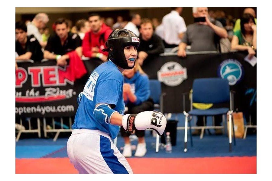 Halmozta az érmeket a kick-boxos Busa Andrea