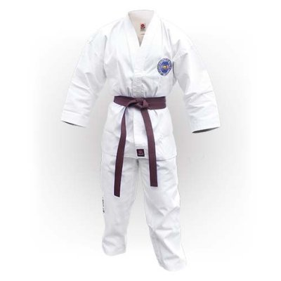 Taekwondo Uniform ITF, Saman, Advanced