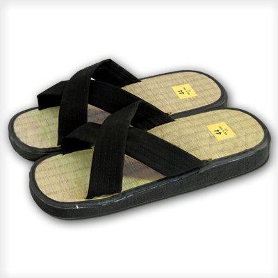 Traditional Japanese slippers