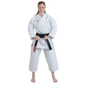 Karate ruha, Hayashi, WKF, Katamori, 13 oz., fehér