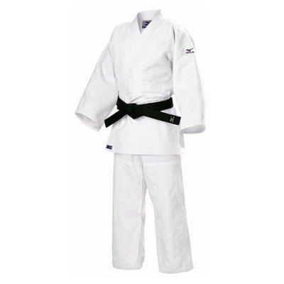 Judo uniform, Mizuno, Hayato, white