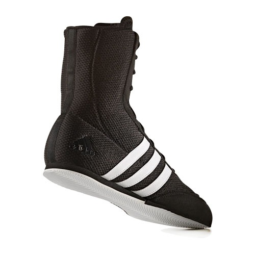 Boxing shoes, adidas, BoxHog 2, black/white