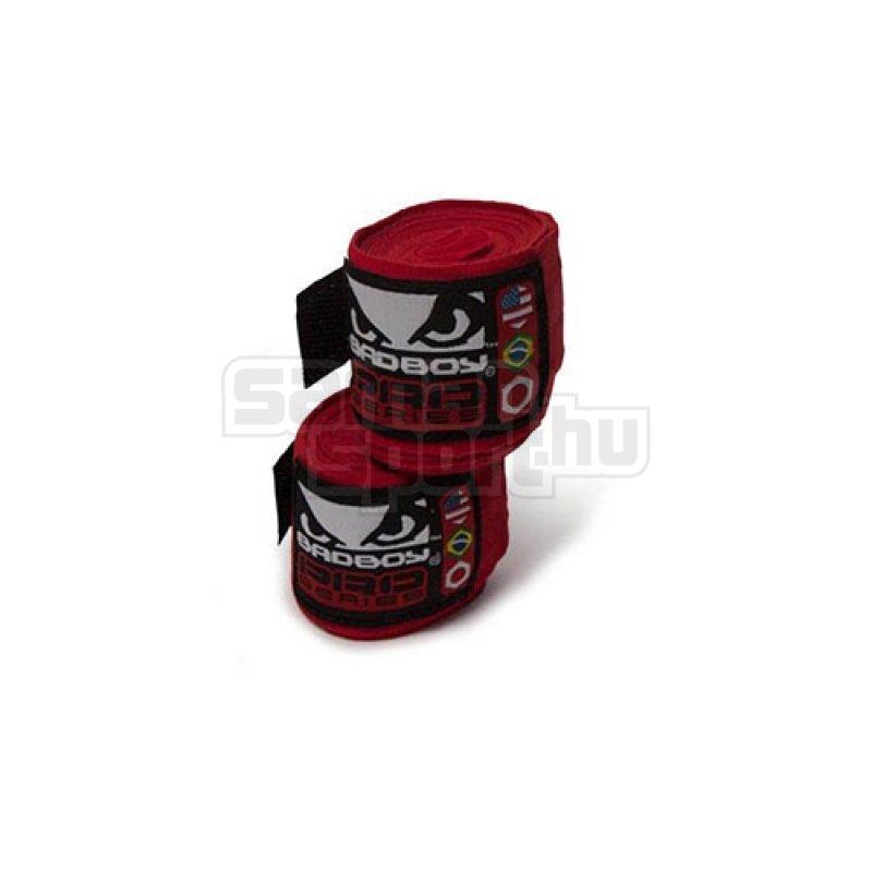 Bandázs, Bad Boy, 250 cm, rugalmas, piros
