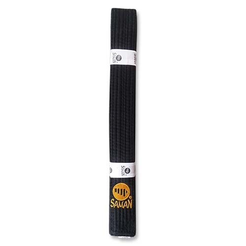 Öv, Saman, Pro, 4cm, fekete, 280 méret