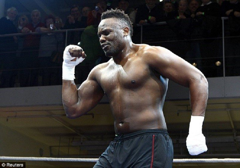 Chisora-Takam is lesz