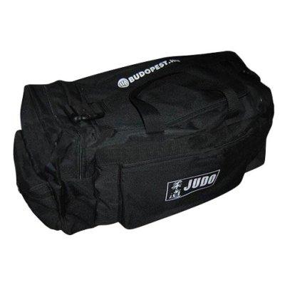 Judo táska, Saman, fekete, nagy