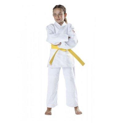 Judo ruha, DAX, Bambini, 390g, fehér