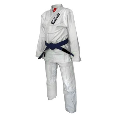 Ju-Jitsu uniform, Saman, Mushin, white