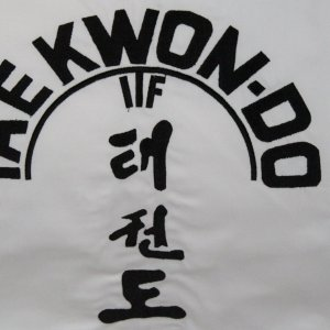 Taekwondo uniform, Top Ten, Kyong, ITF, white