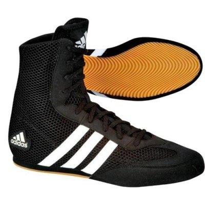 Box cipő, adidas, BoxHog 2, fekete