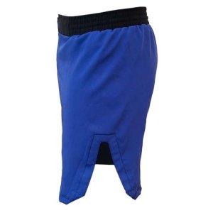 MMA shorts, Saman, Adamant, blue, S méret