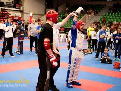 Kick-boxos érmek Belgiumból és Csehországból