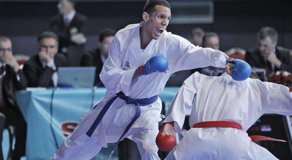 Negyedik Eb-bronzérmét nyerte a karatés Tadissi Martial