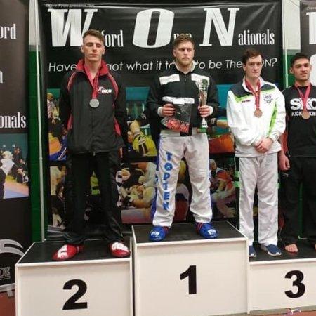 Három magyar kick-box arany Angliában