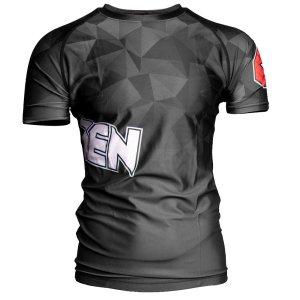 MMA Rashguard, Top Ten, Prism