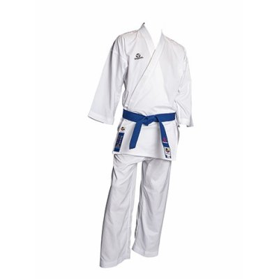 Karate gi, Hayashi, Premium Kumite, WKF, white