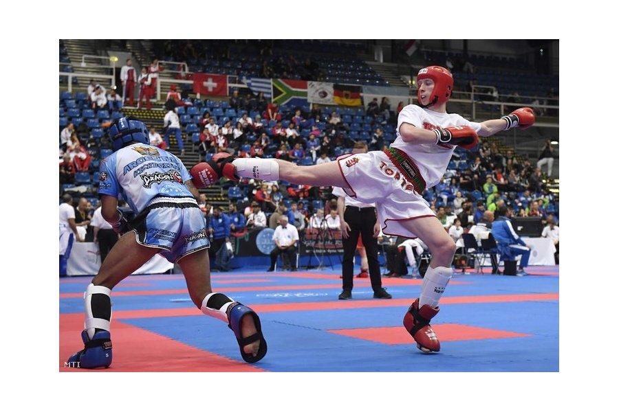 Öt magyar arany a kick-box Európa-bajnokságon