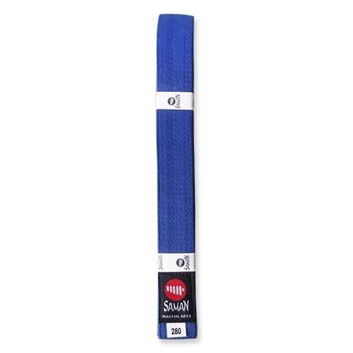 Öv, Saman, pamut, kék, 300 méret