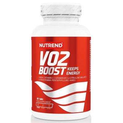 Nutrend, VO2 Boost, állóképesség-immun növelő, 60 tabletta