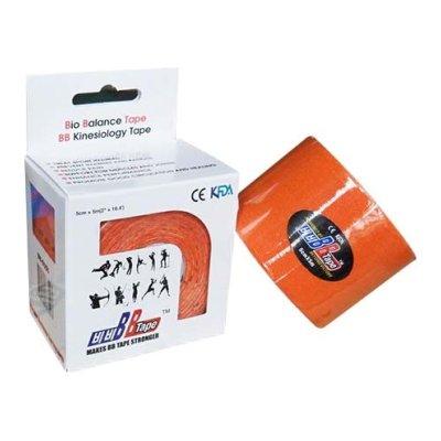 Kinesio tape, Bio Balance, 5cm*5m, orange