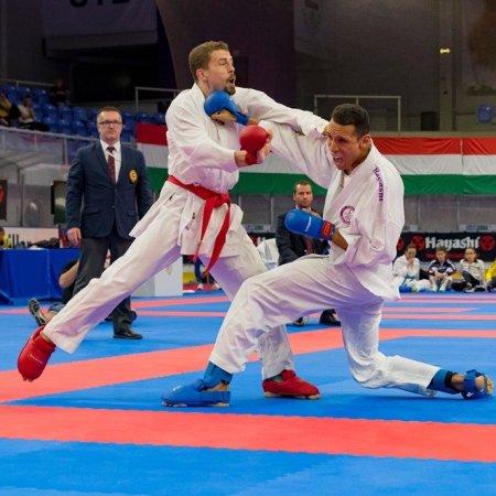 Rekordlétszámot hozott a karate magyar bajnokság