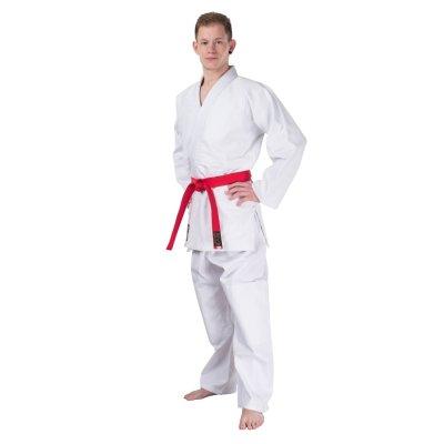 Judo ruha, Phoenix, Standard, 450 g, fehér