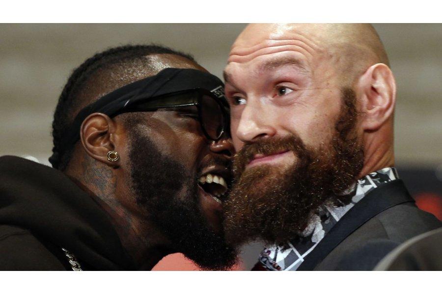 Trágár kirohanás: Wilder üzent Tyson Fury-nak