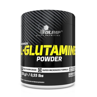 Olimp, L-Glutamine Powder, glutamin, 250 g