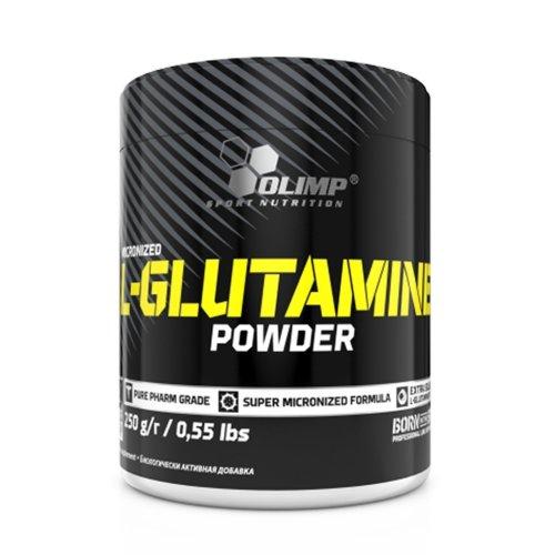 Olimp, L-Glutamine Powder, glutamin, 250 g