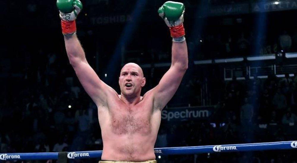 Kivel küzd Tyson Fury legközelebb?