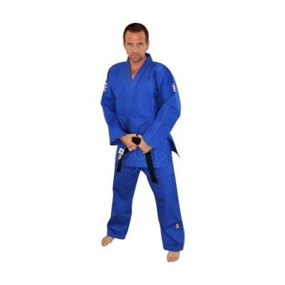 Judo ruha, Matsuru, IJF, Slim Fit, kék