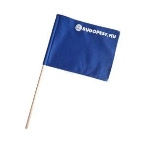 Bírói zászló, WKF, kék