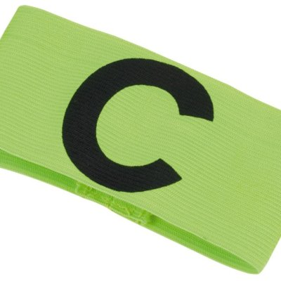 Captainband, green