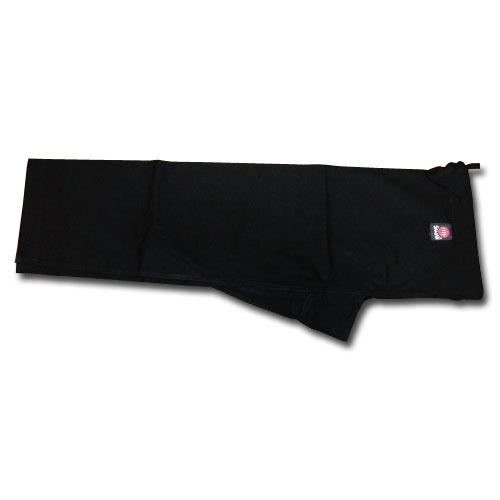 Karate nadrág, Saman, pamut, fekete, 200 méret