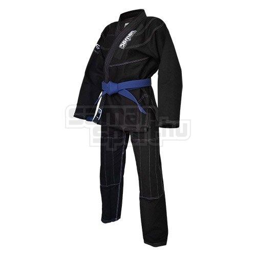 BJJ / Ju-Jitsu ruha, Saman Kid, 350g, fekete
