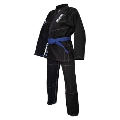 Ju-Jitsu uniform, Saman Kid, black