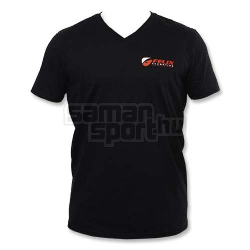 Felix Promotion póló, fekete