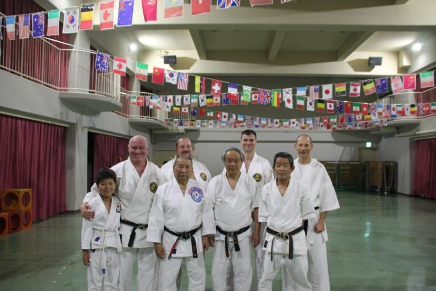 Mozgásban a Nippon Seibukan Akadémia